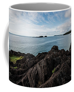 Rocky Coastline Coffee Mug