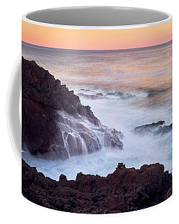 Coffee Mug featuring the photograph Rocky Creek by Whitney Goodey