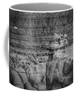 Rocky Desert Formation Coffee Mug