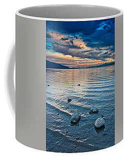 Rocky Lake Vista Coffee Mug