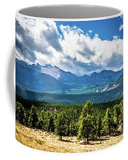 Rocky Mountain Np I Coffee Mug