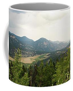 Rocky Mountain Overlook Coffee Mug