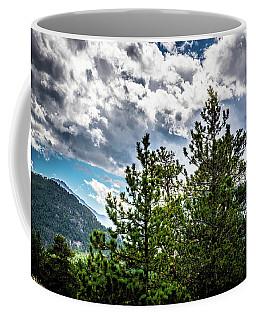 Rocky Mountain Pines Coffee Mug