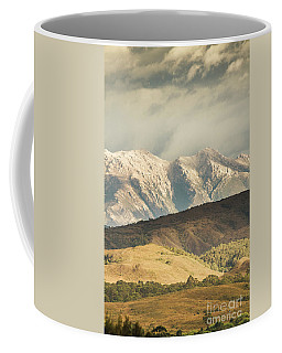 Rocky Rural Region Coffee Mug