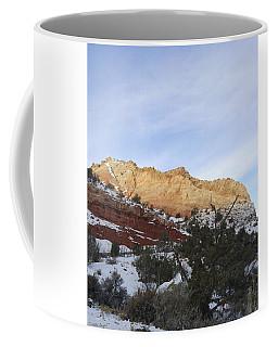 Rocky Slope Coffee Mug