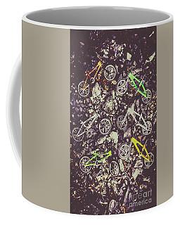 Rocky Trail Run Coffee Mug