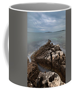 Rocky Triangle Coffee Mug