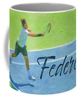 Roger Federer 1 Coffee Mug