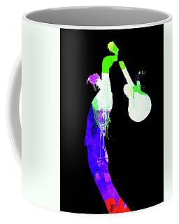 Roger Watercolor II Coffee Mug