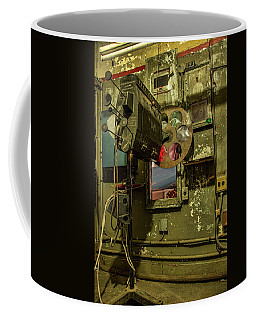 Coffee Mug featuring the photograph Roll The Film by Kristia Adams