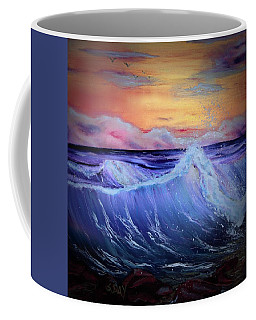 Rollin On The Rocks Coffee Mug