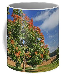 Rolling Farmland Coffee Mug