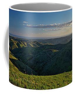 Rolling Mountain - Algarve Coffee Mug