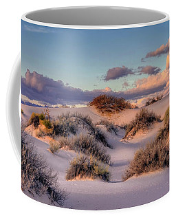 Rolling White Sands  Coffee Mug