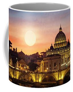 Roman Sunset Coffee Mug