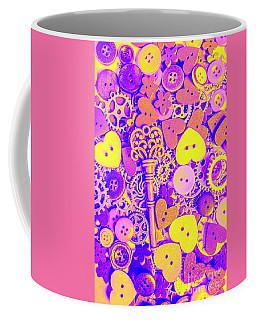Romance In Mechanics Coffee Mug