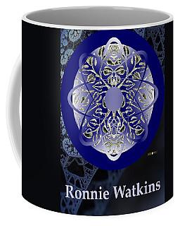 Ronnie Watkins Soul Portrait Coffee Mug