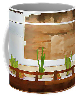 Roof Garden Coffee Mug