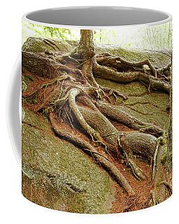 Roots On Rock Coffee Mug