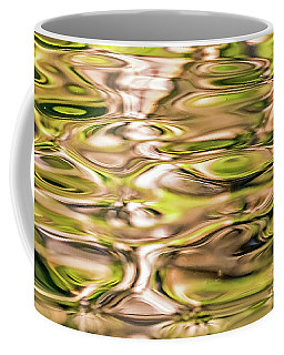 Rose And Green Coffee Mug