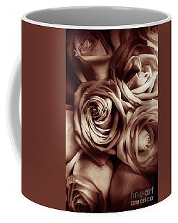 Rose Carmine Coffee Mug