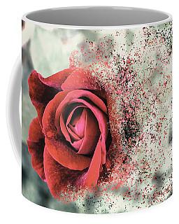 Rose Disbursement Coffee Mug