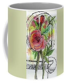 Rose Is Rose Coffee Mug
