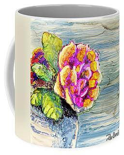 Rose Still Life Coffee Mug