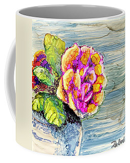 Rose Still Life Coffee Mug