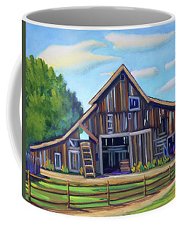 Roseberry Barn Coffee Mug