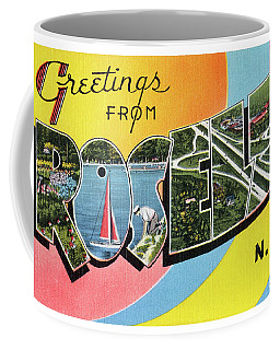 Roselle Greetings Coffee Mug