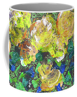 Roses 1001 Yellow Coffee Mug