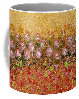 Roses Of Autumn Coffee Mug