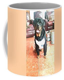Rottie Coffee Mug
