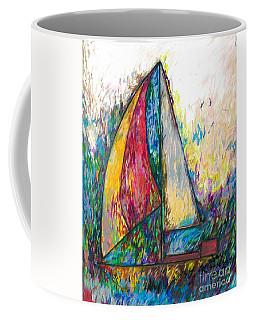 Rough Sailing Coffee Mug
