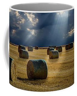 Round Bales Coffee Mug