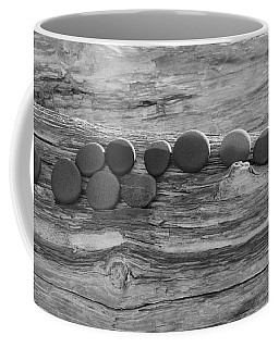 Round Rocks Coffee Mug