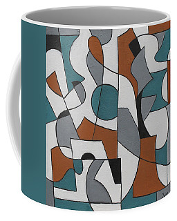 Roundabout Coffee Mug