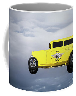 Route 66 Auto Museum  Coffee Mug