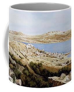 rovine a Tiberiade Coffee Mug