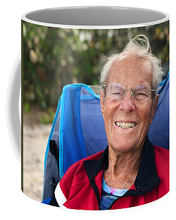Roy Smiling Coffee Mug