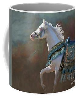 Royal Blue Coffee Mug