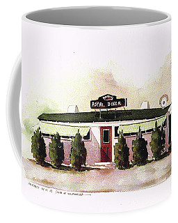 Royal Diner Coffee Mug