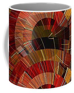 Royal Fireworks Coffee Mug