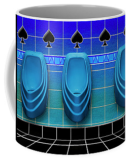 Royal Flush Coffee Mug