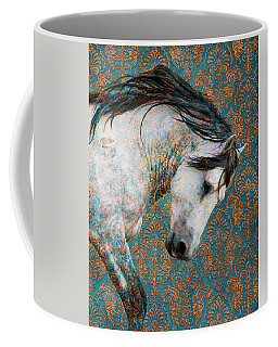 Coffee Mug featuring the photograph Royalty by Mary Hone