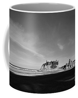 Ruby Skyline Coffee Mug