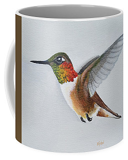 Rufous Coffee Mug