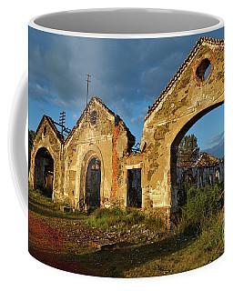 Ruins Of The Abandoned Mine Of Sao Domingos. Portugal Coffee Mug