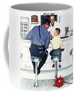 Saturday Evening Post Coffee Mugs